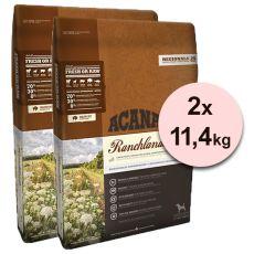ACANA Regionals Ranchlands 2 x 11,4kg