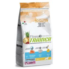 Trainer Fitness3 Puppy & Junior MINI – fish and rice 2 kg