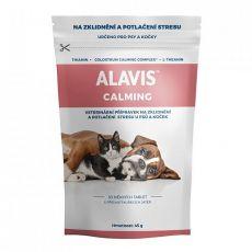 ALAVIS CALMING pro psy a kočky, 30 tablet