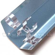 Odrazový reflektor pro trubice T5 - 39W / 849mm