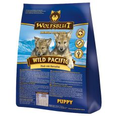 WOLFSBLUT Wild Pacific Puppy 15 kg