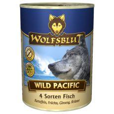 Konzerva WOLFSBLUT Wild Pacific, 395 g