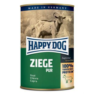 Happy Dog Pur – Goat 400 g/koza