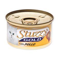 Konzerva STUZZY Gold – kuřecí maso, 85 g