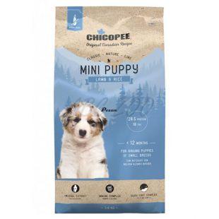 CHICOPEE Mini Puppy Lamb & Rice 2 kg