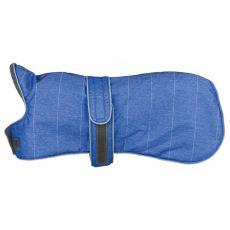 Zimní kabát Trixie Belfort modrý, L 55 cm
