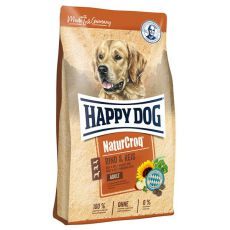 Happy Dog NaturCroq RIND a REIS 15 kg