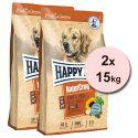 Happy Dog NaturCroq RIND & REIS 2 x 15 kg