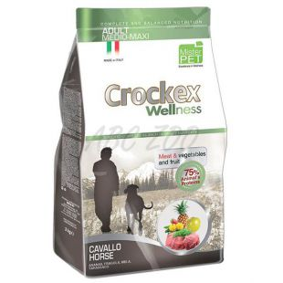 Crockex Adult Horse & Rice 3 kg