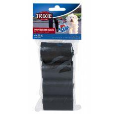 Náhradní sáčky na odpad, černé – 4 x 20 ks