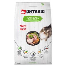 Ontario Cat Hairball 6,5 kg