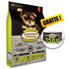 Oven-Baked Tradition PUPPY Small Breed Chicken 1 kg