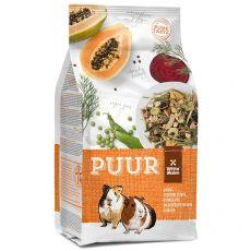 PUUR Guinea Pig – gurmánské müsli pro morčata 700 g