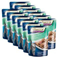 Stuzzy Speciality Cat – kuřecí se šunkou, 12 x 100 g
