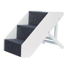 Schody Pet Stairs 40 x 67 cm, bílé