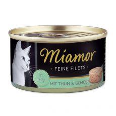 Konzerva Miamor Filet tuňák a zelenina 100 g
