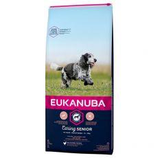 Eukanuba Caring Senior Medium Breed 15 kg