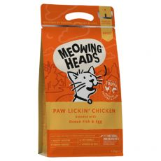 Meowing Heads Paw Lickin Chicken 1,5 kg