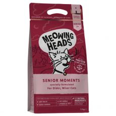 Meowing Heads Senior Moments 1,5 kg