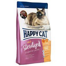 Happy Cat Sterilised Atlantik Lachs / Losos 300 g