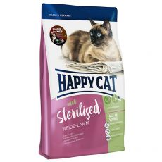 Happy Cat Sterilised Weide Lamm / Jehně 300 g