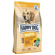 Happy Dog NaturCroq Geflügel Pur & Reis 4 kg