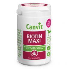Canvit Biotin Maxi – přípravek na zdravou a lesklou srst, 230 g
