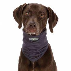 Repelentní šátek pro psy L, šedý