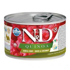 Farmina N&D dog Quinoa Duck & Coconut 140 g
