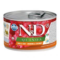 Farmina N&D dog Quinoa Herring & Coconut 140 g
