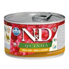 Farmina N&D dog Quinoa Quail & Coconut 140 g