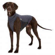 Repelentní vesta pro psy XS, šedá