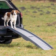 Plastová skládací rampa pro psy, 39 x 150 cm
