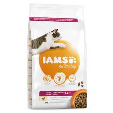 Iams Cat Senior Chicken 2 kg