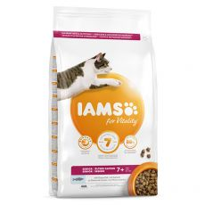 Iams Cat Senior Ocean Fish 2 kg