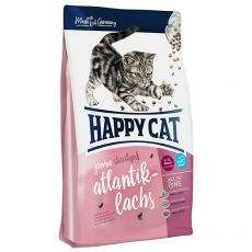 Happy Cat Junior Sterilised Atlantik-Lachs 1,4 kg