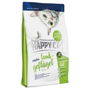 Happy Cat Sensitive Grainfree Land-Geflügel 1,4 kg