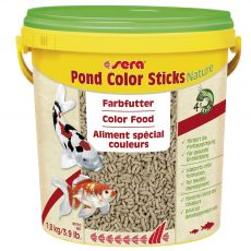 Sera pond color sticks Nature 10 L