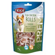 Trixie PREMIO Chicken Rolls, kuře a treska 75 g