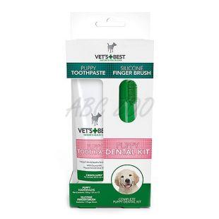 Puppy Dental Kit VET´S BEST 100 g