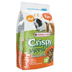 Crispy Muesli 1 kg - krmivo pro morčata