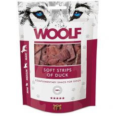 WOOLF Soft Strips of Duck 100 g