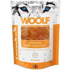 WOOLF Chicken with Seafood 100 g