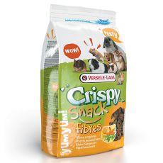 Crispy Snack Fibres 650 g - krmivo pro hlodavce