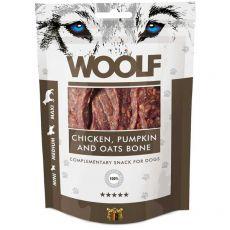 WOOLF Chicken, Pumpkin and Oats Bone 100 g