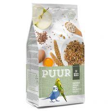 PUUR Budgie - gurmánská směs pro andulky 2 kg