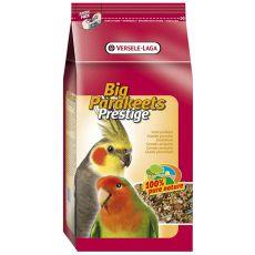 Big parakeets 1 kg - krmivo pro střední papoušky