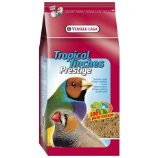 Tropical finches 1kg - krmivo pro exoty