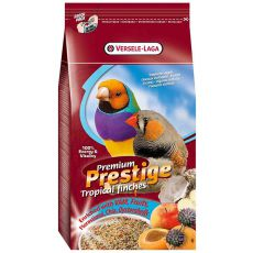 Tropical Finches Premium 1kg - krmivo pro exoty
