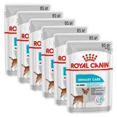 Royal Canin Urinary Care Dog Loaf kapsička s paštikou pro psy s ledvinovými problémy 6 x 85 g